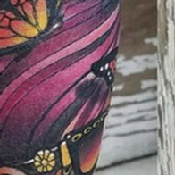 Tattoos - Butterfly Lady - 137493